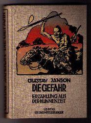 """Janson , Gustav   """" Die Gefahr  """""""