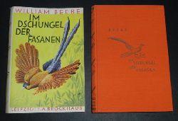 """Beebe, William   """" Im Dschungel der Fasanen """""""