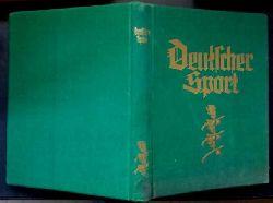 Hrsg. Merk, Fritz   Deutscher Sport