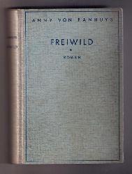 Panhuys , Anny von    Freiwild