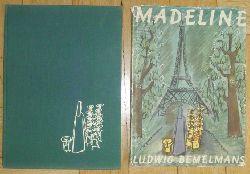 """Bemelmans , Ludwig   """"  Madeline  MIT Originalschutzumschlag  """""""