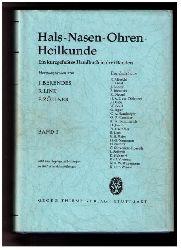"""Hrsg. Prof. Behrend , Prof. Link und Prof. Zöllner sowie diverse weitere Autoren   """"  Hals - Nasen - Ohren - Heilkunde   Band 1 von 3 Bänden """""""