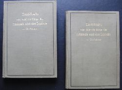 """Fechner, Gustav Theodor  """" Zend - Avesta oder über die Dinge des Himmels und des Jenseits """""""