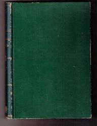 Hrsg. Schlechtendal,E.von ( Mitarbeiter : Prof. Taschenberg,Prof. Hennicke,Liebe,Dr.Rey,Dr.Dieck,Dr.Frenzel )    Monatsschrift des Deutschen Vereins zum Schutze der Vogelwelt - 1910