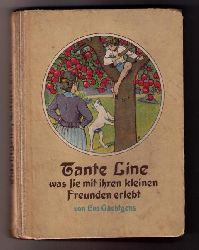 Gaehtgens, Eva - Gaehtgens,Ernst    Tante Line