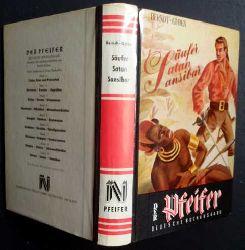Berndt - Guben   (Berndt Karl-Heinz)   Säufer - Satan - Sansibar  Erstausgabe