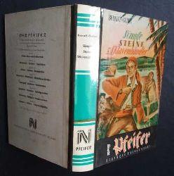 Berndt - Guben  (Berndt Karl-Heinz)   Sümpfe - Steine - Sklavenhändler - Erstausgabe