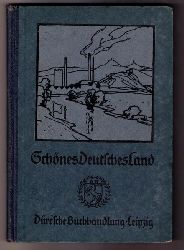 Gantzer , Otto -  Dr.Otto Ubbelohde   Schönes deutsches  Land