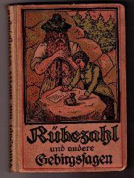 Berger , E. - Woite,O.   Rübezahl und andere Gebirgssagen