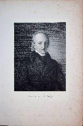 FELLENBERG, Philipp Emanuel von Fellenberg (1771-1844) Schweizer Pädagoge und Agronom