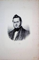FURRER, Jonas Furrer (1805-1861) Schweizer Anwalt und Politiker