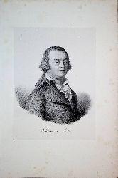 MÜLLER, Johannes von Müller (1752-1809) Historiker, Publizist und Staatsmann