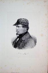 DISTELI, Martin Disteli (1802-1844) Schweizer Maler und Karikaturist