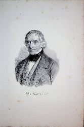 ESCHER VOM GLAS, Hans Caspar Escher vom Glas auch Hans Caspar Escher im Felsenhof (1775-1859) Schweizer Industrieller, Sozialpionier, Politiker und Architekt