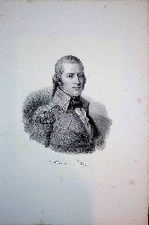 REDING, Alois von Reding (Alois Josef Fridolin Reding von Biberegg; 1765-1818) Schweizer Politiker und Militär