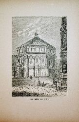FIRENZE, FLORENCE,FLORENZ, Battistero di San Giovanni, Florence Baptistery, Baptisterium San Giovanni