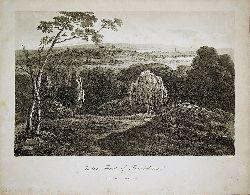 FONTAINEBLEAU, FORÊT DE FONTAINEBLEAU Ansicht, vue, Titel: In the Forest of Fontainbleau