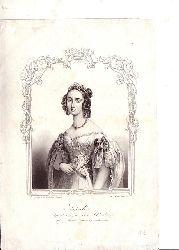 OLDENBURG / Cäcilie Prinzessin von Schweden und Großherzogin von Oldenburg (1807- 1844)