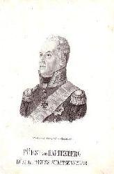 HARDENBERG, Karl August Fürst von Hardenberg (1750-1822) Staatsmann