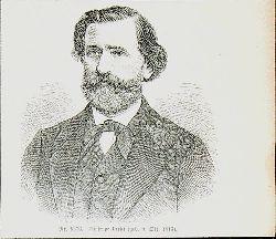 VERDI, Giuseppe Verdi (1813-1901) Komponist