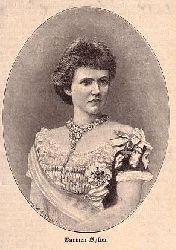 RUMÄNIEN, Prinzessin Elisabeth Pauline Ottilie Luise zu Wied, Königin von Rumänien, Carmen Sylva (1843-1916)