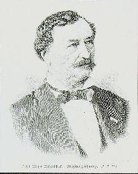 TICHATSCHEK, Josef Tichatschek (1807-1886), Opernsänger