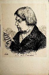 GÖRRES, Joseph von Görres (1776-1848) Pädagoge und Publizist