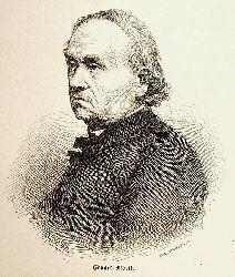 MÖRIKE, Eduard Mörike (1804-1875) Schriftsteller
