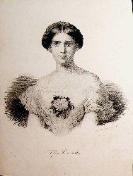CRUVELLI, Sophie Cruvelli (d.i. Sophie Johanne Charlotte Crüwell) (1826-1907) Sängerin