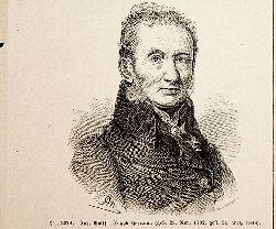 HERMANN, Gottfried Hermann (Johann Gottfried Jakob Hermann) (1772-1848), deutscher Klassischer Philologe
