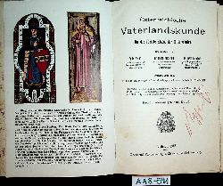 Zeehe, Andr.; Franz Heiderich; Josef Grunzel:  Österreichische Vaterlandskunde für die oberste Klasse der Mittelschulen.