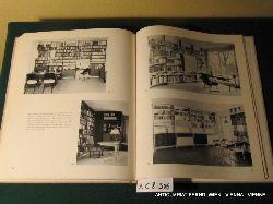 Baur, Karl:  Mit Büchern wohnen.