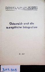 Österreich und die europäische Integration