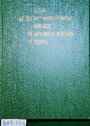 Japan at the XIIth International Congress of Historical Sciences in Vienna. Edited by the Japanese National Committee of Historical Sciences.