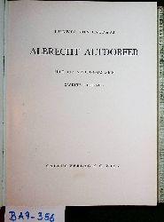 Baldass, Ludwig von:  Albrecht Altdorfer