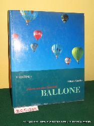 Franke, Frank:  Ballone : Fahren mit dem Erdwind.