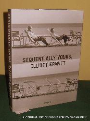 Sequentially yours, Elliott Erwitt. Foreword by Marshall Brickman.