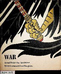 Baynes, Ken:  War - Art and Society One War Welsh Arts Council