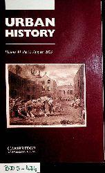 Urban History. Volume 40, Part 3, August 2013