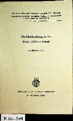 Otto, Gerhard:  Die Abschreibung in der Elektrizitätswirtschaft : Eine Untersuchung über den Wertansatz des Gebrauchsgüterverzehrs in der Kostenrechnung von Elektrizitätsversorgungsunternehmen (=Schriftenreihe des Energiewirtschaftlichen Instituts ; Bd. 6)