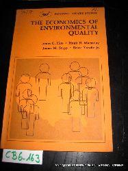 Hite, James C. ; Macaulay, Hugh H. ; Stepp, James M. ; Yandle jr., Bruce:  The economics of environmental quality (= Domestic affairs studies ; 5)