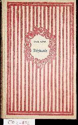 Adam, Paul:  Stéphanie. (=Editions Larousse ; 44)