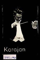 Herzfeld, Friedrich:  Herbert von Karajan. (= Rembrandt-Reihe ; Band 17)