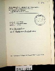 Angehrn, Otto:  Handelsmarken und Markenartikelindustrie. (= Schriftenreihe des Forschungsinstituts für des Markenwesen, Berlin ; 4)