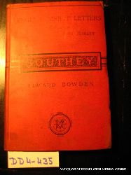 Dowden, Edward:  Southey. (=Part of the English Men of Letters series)