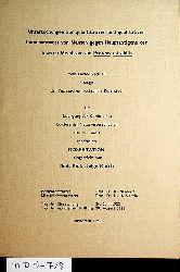 Karch, Helge:  Untersuchungen zur quantitativen und qualitativen Immunantwort von Maeusen gegen Hauptantigene der aeusseren Membran von Proteus mirabilis. Darmstadt, Techn. Hochsch., Diss., 1982