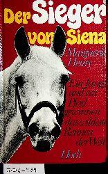 Henry, Marguerite:  Der Sieger von Siena [Aus d. Amerikan. von Else Schimmelfennig]