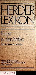 Winzer, Fritz:  Kunst in der Antike  Stile, Künstler, Kunstwerke ; mit rund 800 Artikeln ..Herderlexikon Kunst in der Antike