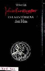 Kanturková, Eva:  Jan Hus : príspevek k národní identite
