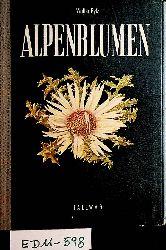 Rytz- Miller, Walter:  Alpenblumen. (=Hallwag Taschenbücherei Band 12).